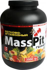 MassPit 3,5 кг. с креатином. Порция 100гр.